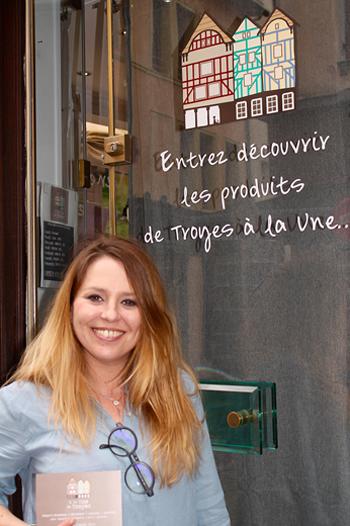 Boutique produits locaux Troyes